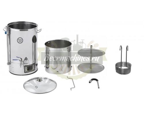 Электрическая пивоварня-сусловарня Easy Brew 40 с чиллером