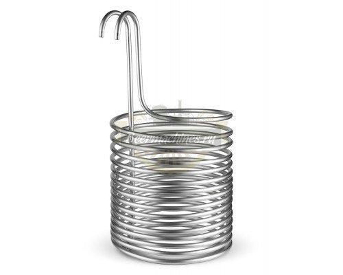 Охладитель сусла погружной / чиллер 13 м (круг)