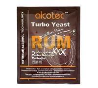 Спиртовые дрожжи Alcotec Rum Turbo с глюкоамилазой, 73 г