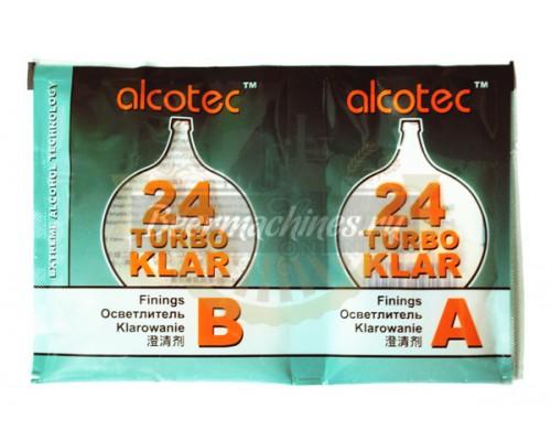 Осветлитель браги Alcotec 24 TurboKlar, 65 г