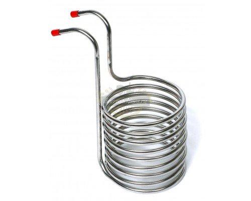Охладитель сусла погружной / чиллер 6 м (круг)