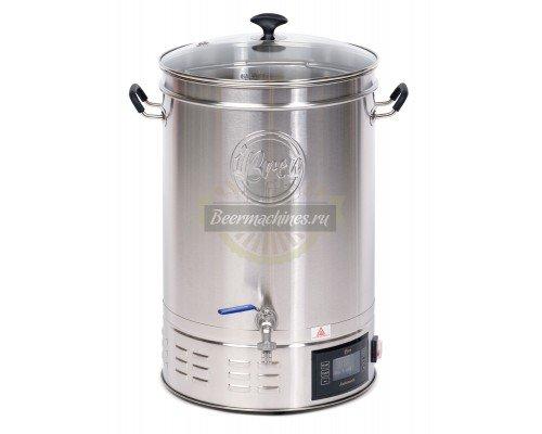 Электрическая пивоварня-сусловарня iBrew 35 Master (без чиллера)