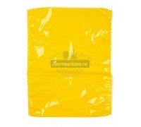 Пакет для созревания и хранения сыра термоусадочный 180х250, цвет жёлтый
