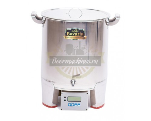 Электрическая сусловарня/пивоварня Bavaria (Бавария) 70/50 л