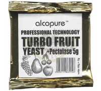 Дрожжи Alcopure Turbo Fruit Professional (45 г)