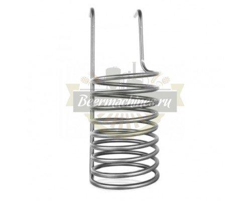 Охладитель сусла погружной / чиллер 8 м × 8 мм (круг)