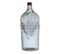Бутылка стеклянная «Симон», 7 л
