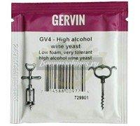 Винные дрожжи Gervin GV4 High Alcohol Wine, 5 г