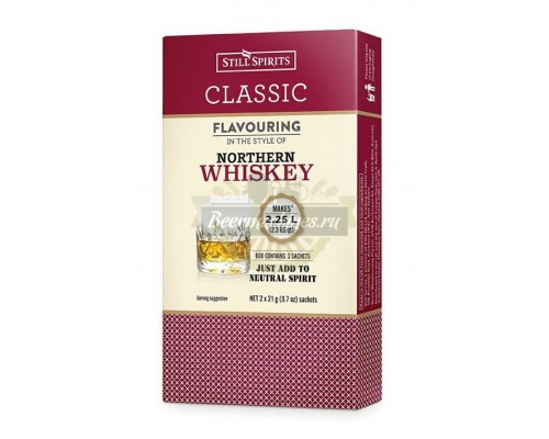 Эссенция Still Spirits «Northern Whiskey» Classic, на 2,25 л