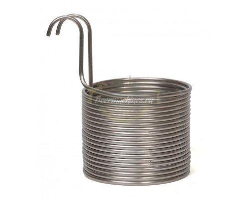 Охладитель сусла погружной / чиллер 16 м (круг)