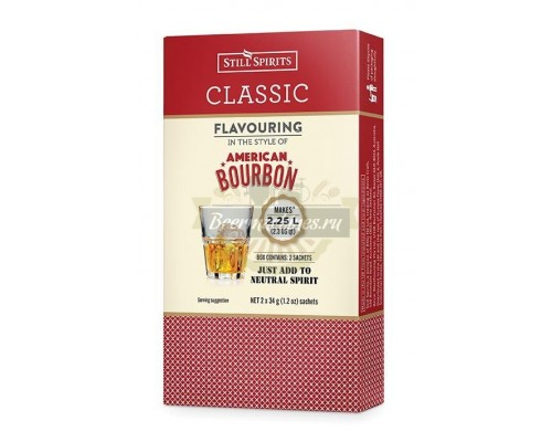 Эссенция Still Spirits «American Bourbon» Classic, на 2,25 л