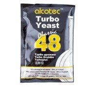 Спиртовые дрожжи Alcotec Classic 48 Turbo, 130 г