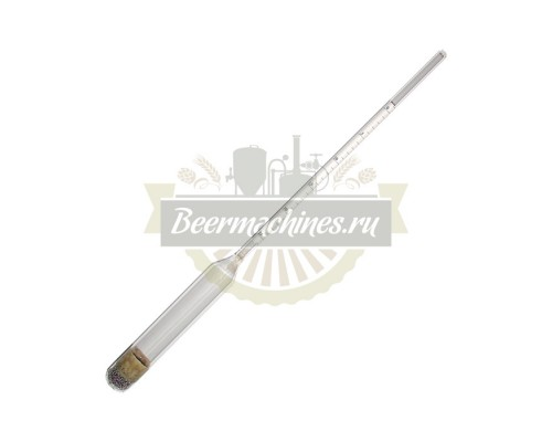 Ареометр лабораторный АС-3 (0–25%)