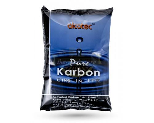 Уголь активированный Alcotec Pure Karbon, 1 кг