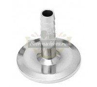 Штуцер для клампового соединения 1,5 × 9 мм