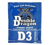 Дрожжи DoubleDragon D3 Extreme Turbo, 92 г