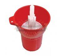 Устройство для мойки и ополаскивания бутылок, модель SPIN