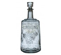 Бутылка стеклянная «Традиция», 1,5 л