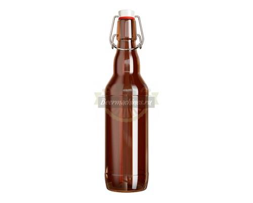 Бутылки с бугельной пробкой 0,5 л (18 шт.)