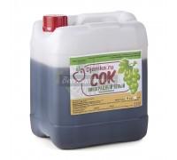 Белый виноград концентрированный сок 5 кг