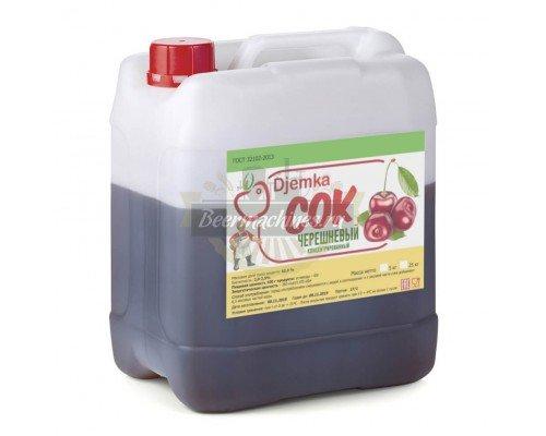 Черешневый концентрированный сок 5 кг