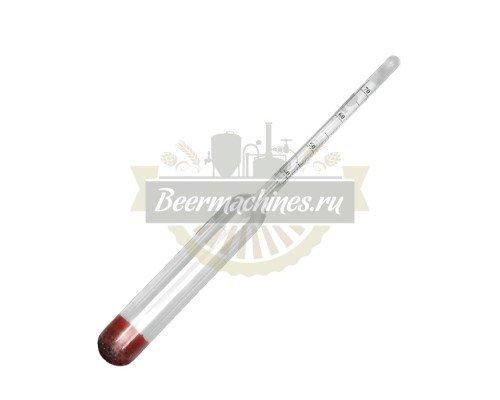 Ареометр для спирта АСП-3 (40–70%)
