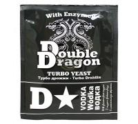 Дрожжи DoubleDragon D-Star Vodka Turbo, 68 г