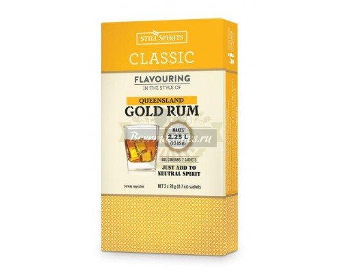 Эссенция Still Spirits «Queensland Gold Rum» Classic, на 2,25 л
