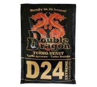 Дрожжи DoubleDragon D24 Extreme Turbo, 178 г